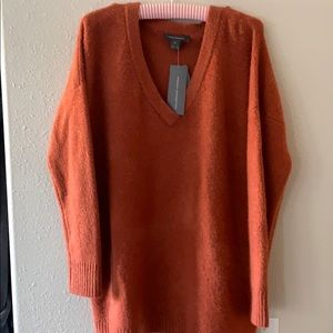 French Connection oversized wool sweater